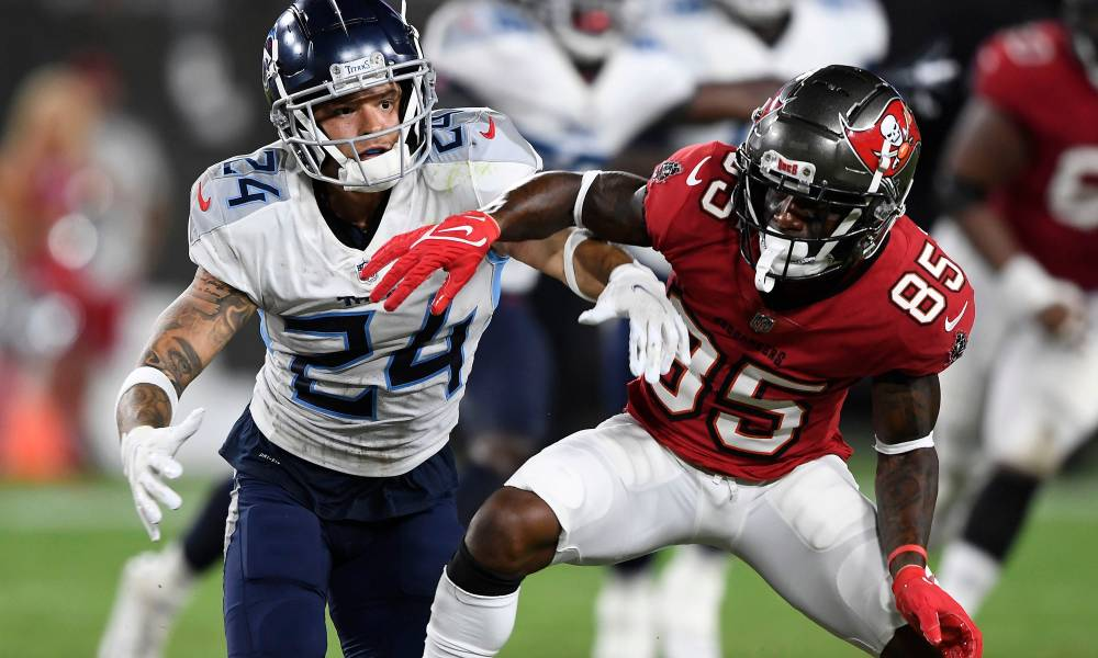 Bucs Backups Blasted By The Titans 37-3
