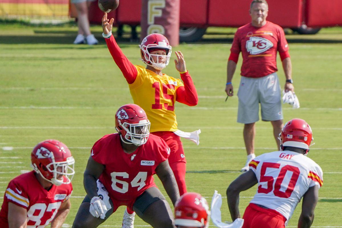 Biggest News From Week One Of Chiefs Full-Team Training Camp