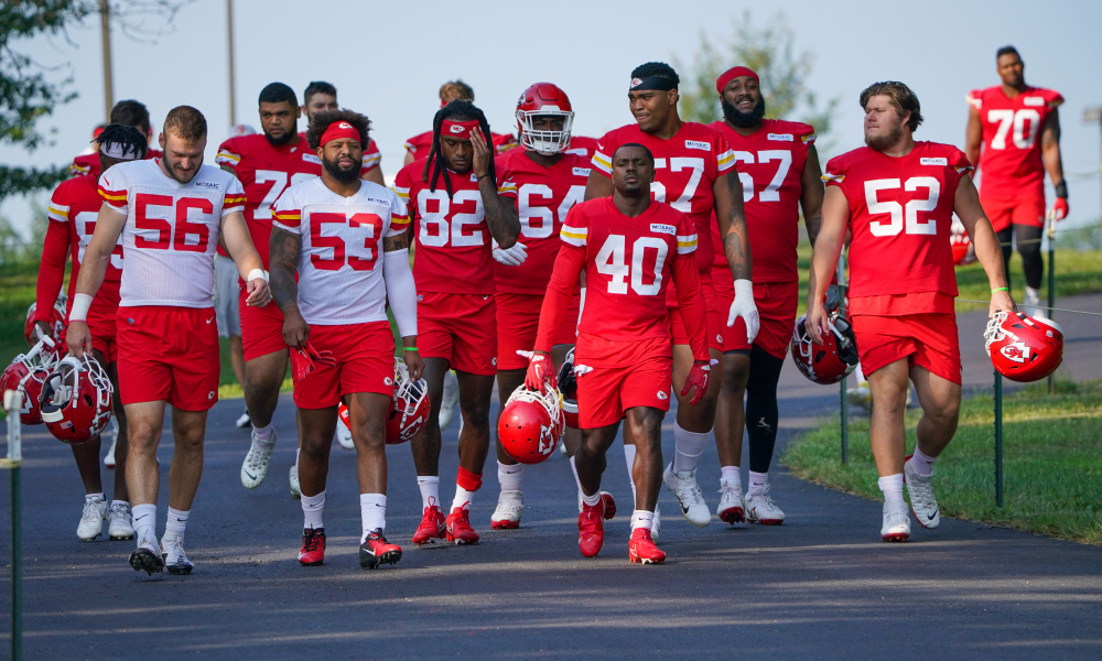 Biggest News From Week Two Of Chiefs Full-Team Training Camp