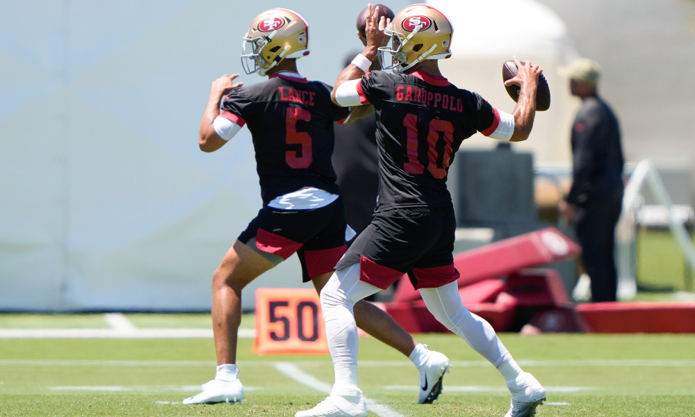 Jimmy G's Performance Brings Into Question Whether He Wants The Job; What Now?