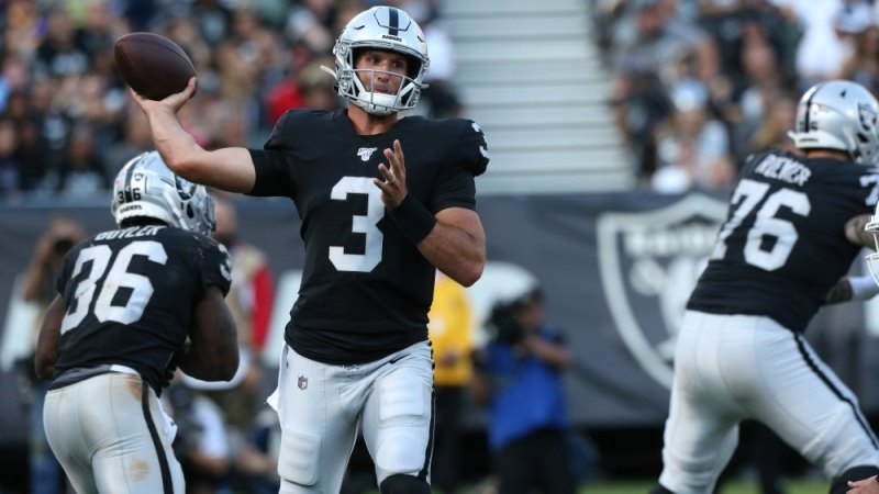 The Regular Season Approaches And It's Time To Meet The Starters: Raiders Offense