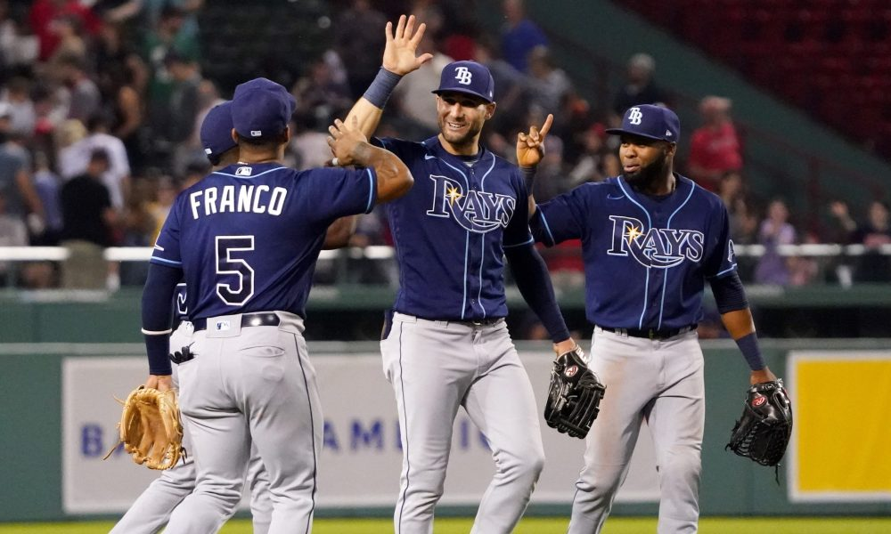 Rays Keep Winning, But No One Is There To See Them