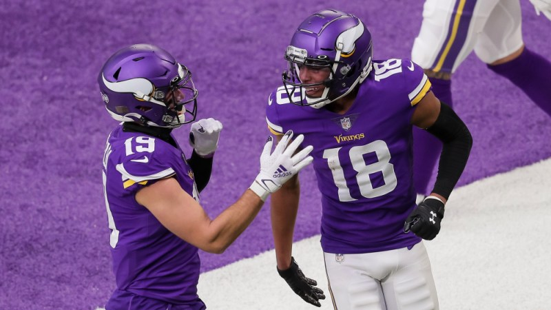 Vikings' Wide Receivers: Positional Overview