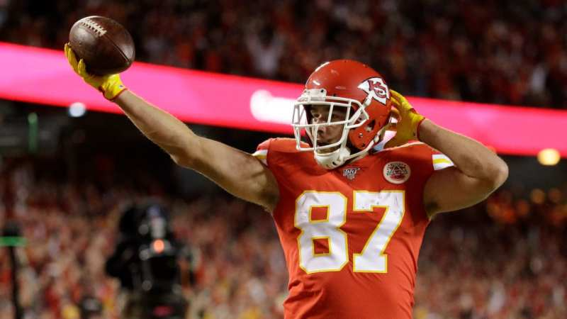 Travis Kelce Might Be In For A Down Year