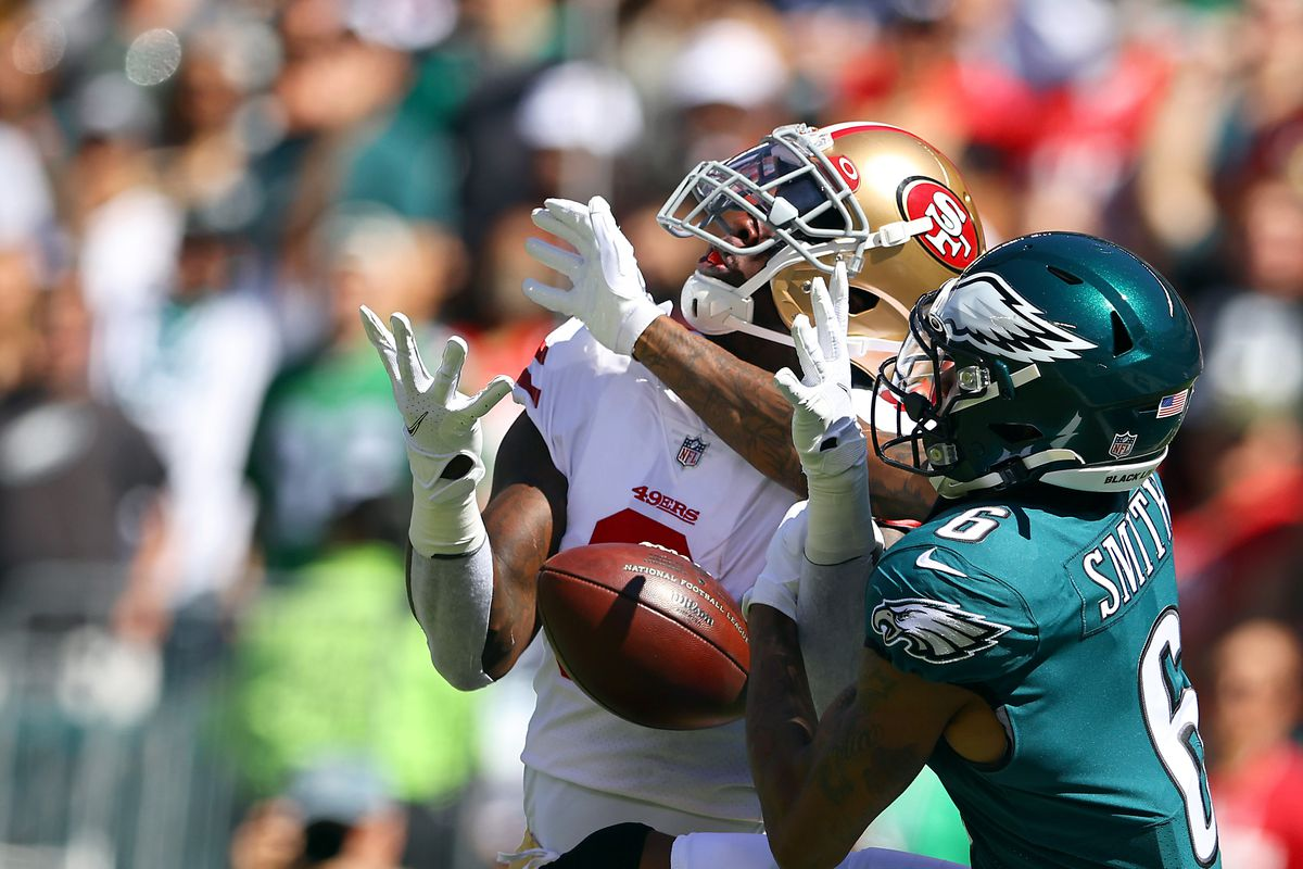 Five Quick Takeaways From The Eagles' Week Two Loss