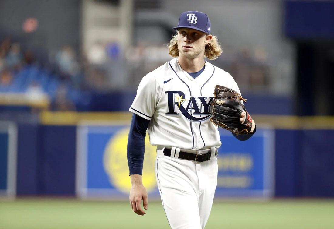 Shane Baz Dazzles In Debut As The Rays Beat The Blue Jays