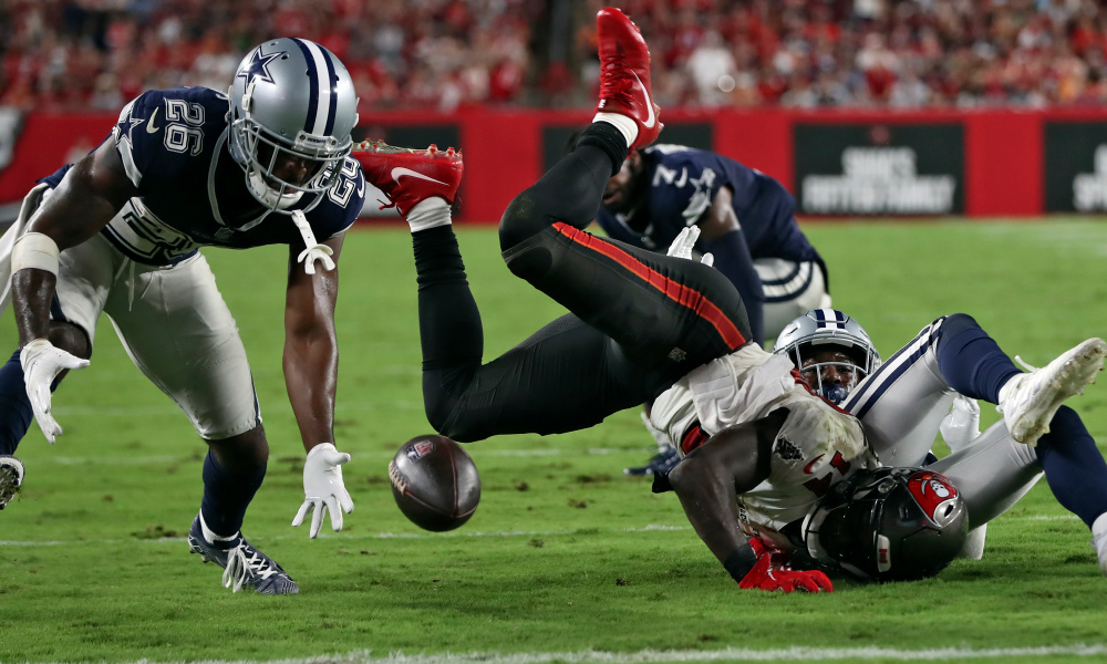 Game Recap: Dak And The Boys Fall Short 31-29 To Buccaneers