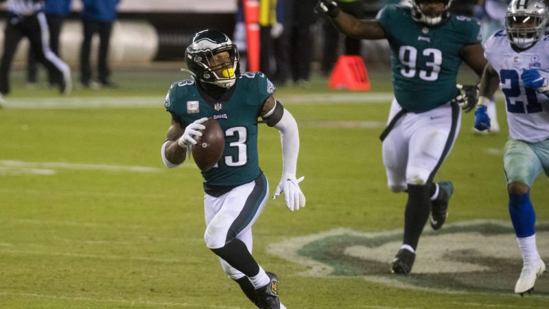 Meet The Eagles' Week One Practice Squad