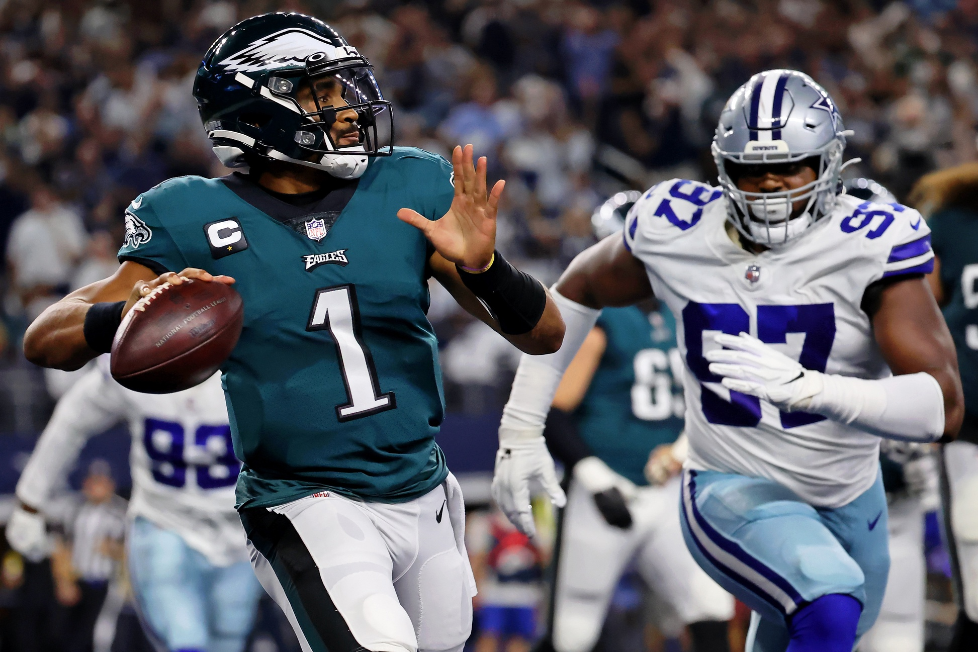 Five Takeaways From The Eagles' Week Three Loss In Dallas