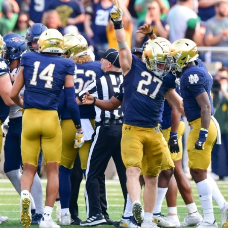 The College Platter: Tests For Preseason Favorites In Week Four