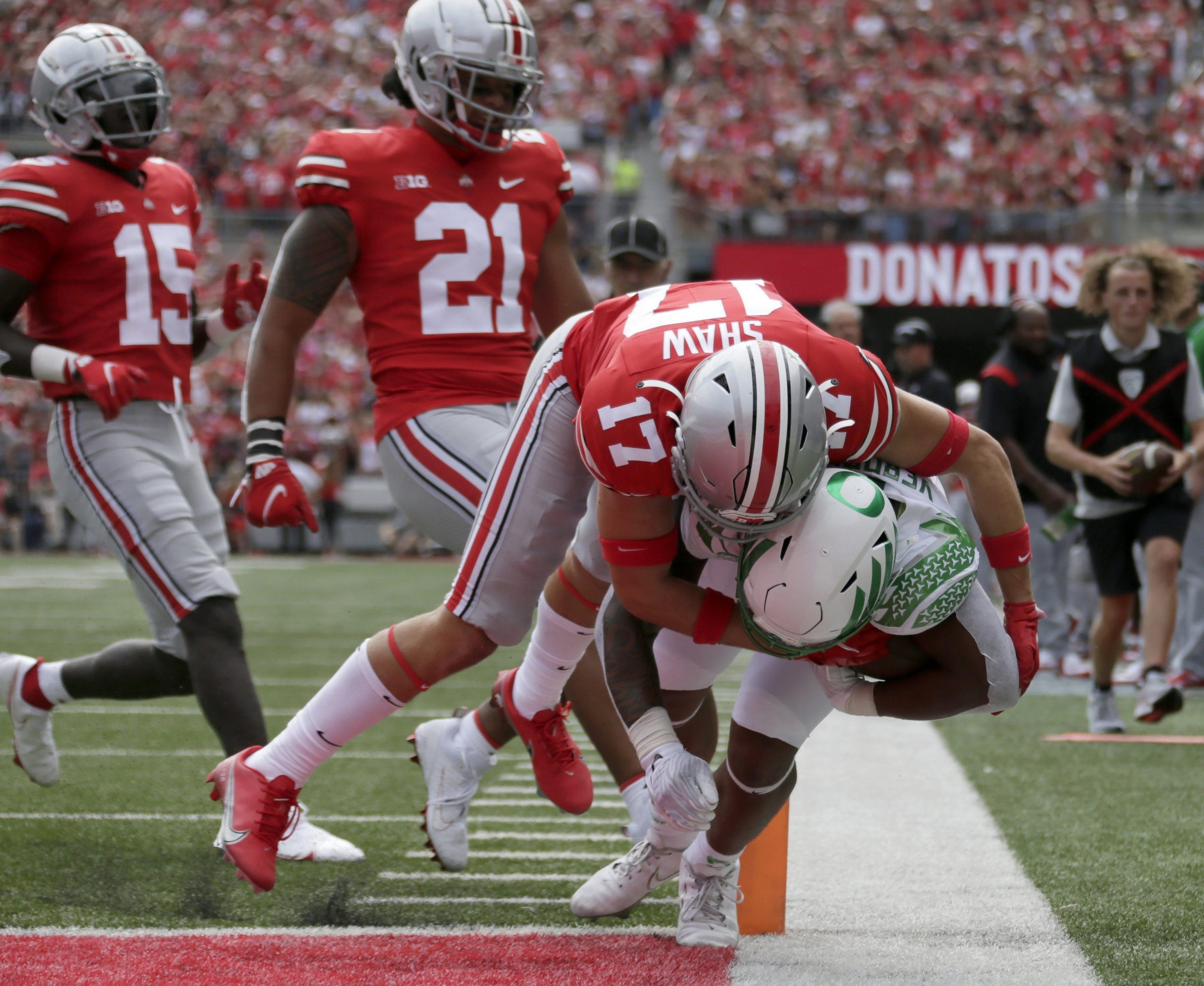 CFB Notes And Reactions From Week Two