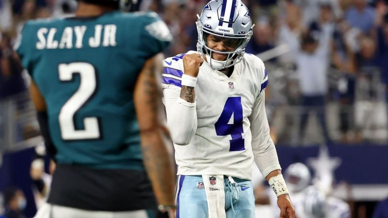 Five Reasons Why The Dallas Cowboys Are Super Bowl Contenders