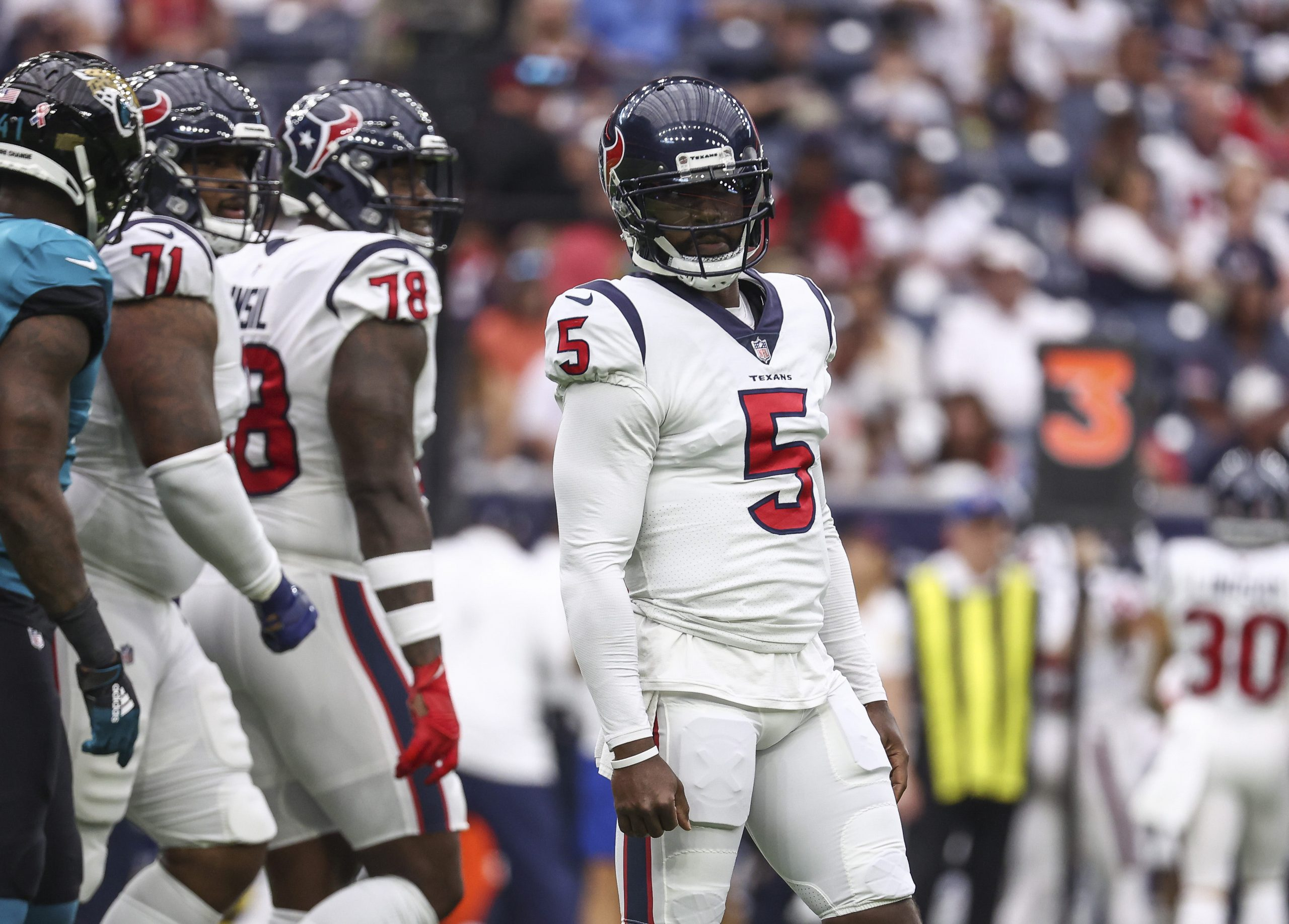 Reacting To The Texans' Blowout Win On Opening Day