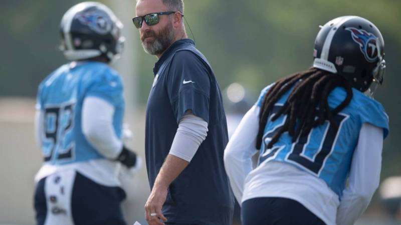 Even After Cuts, The Titans' Roster Moves Are Far From Finished