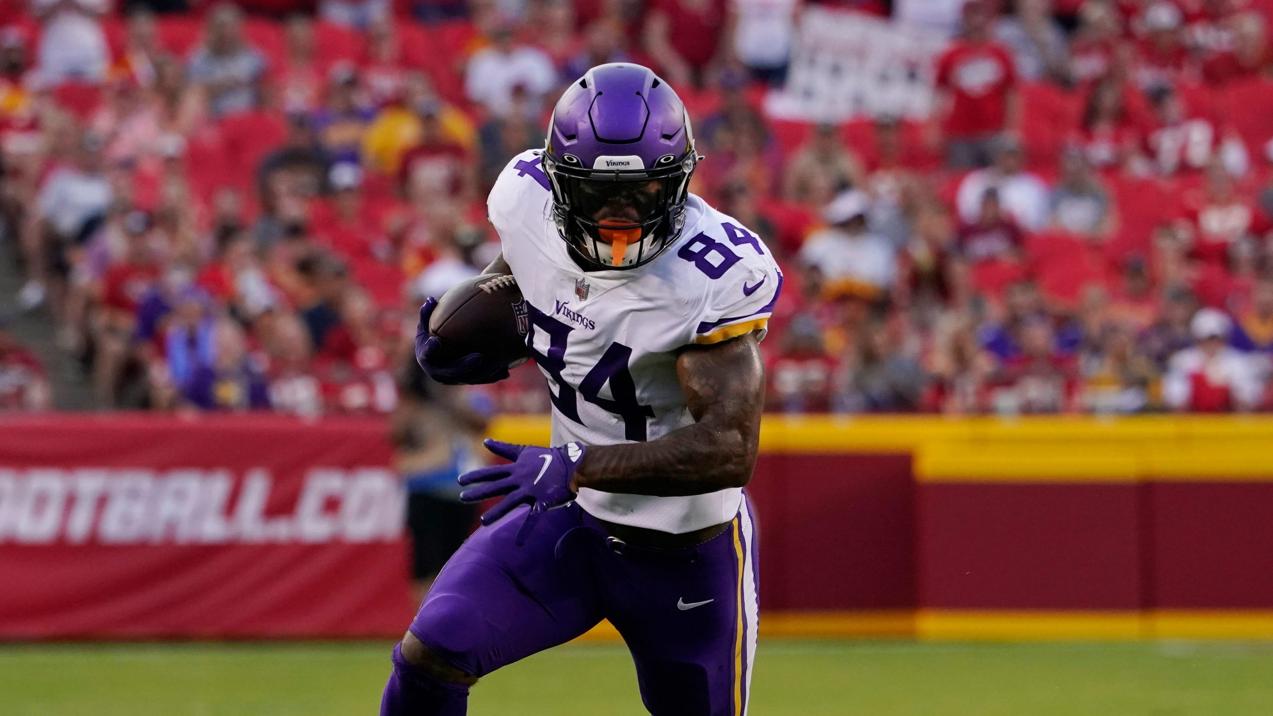 What To Think Of The Vikings' Tight End Room