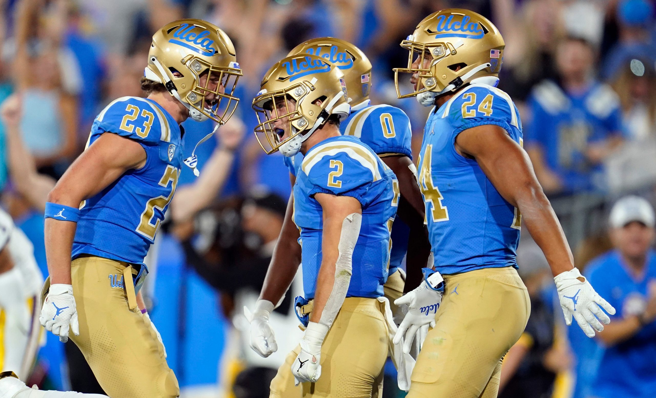 Is UCLA The PAC-12's Best Chance For A CFP Spot?