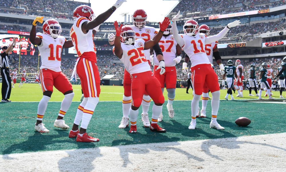 Three Chiefs Players That Trended Up/Down In Chiefs Versus Eagles: Week Four