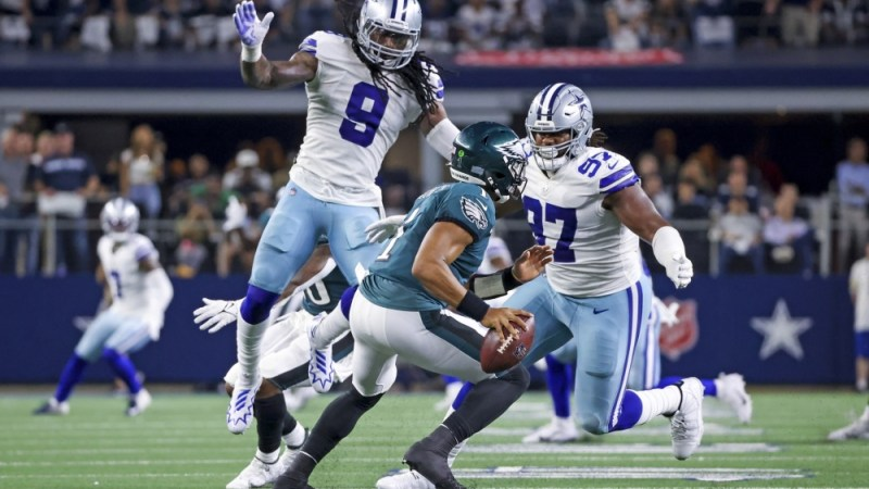 The Eagles Should Sign Jaylon Smith Yesterday