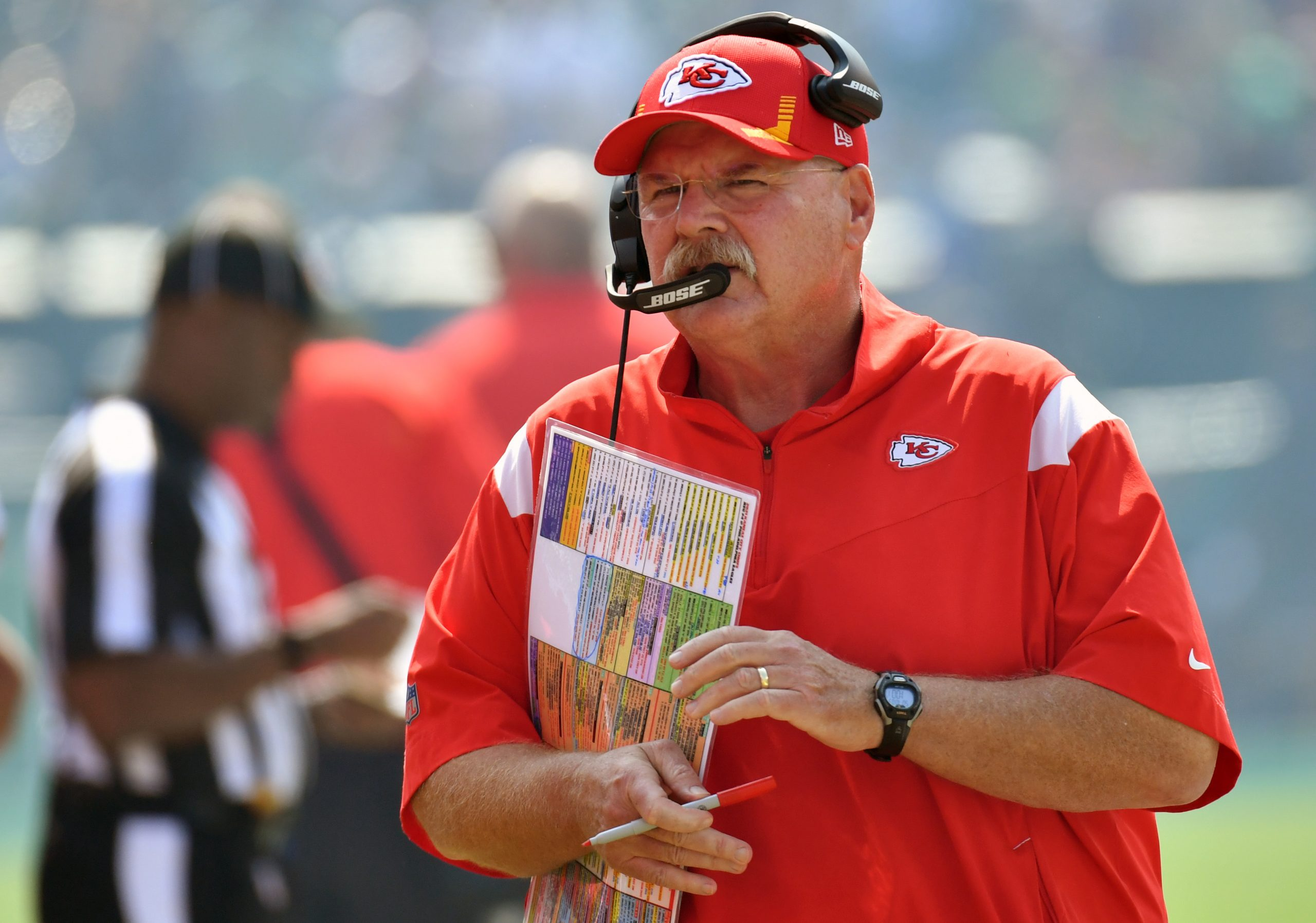 Thank You, Andy Reid