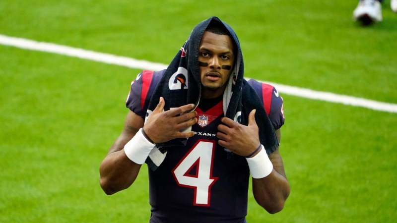 Deshaun Watson To Be Traded To The Dolphins