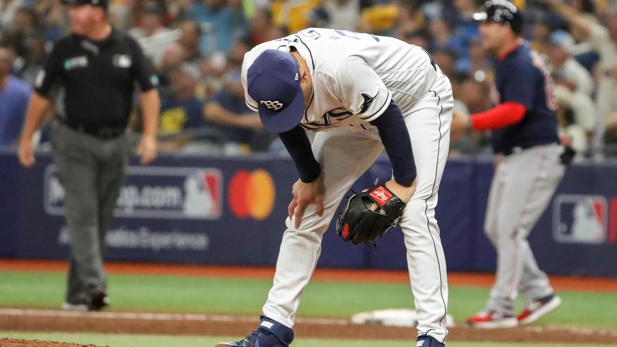Rays Bullpen Must Pitch Better For The Rays To Win This Series