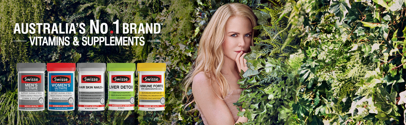 Authorised Distributor for Swisse in South East Asia