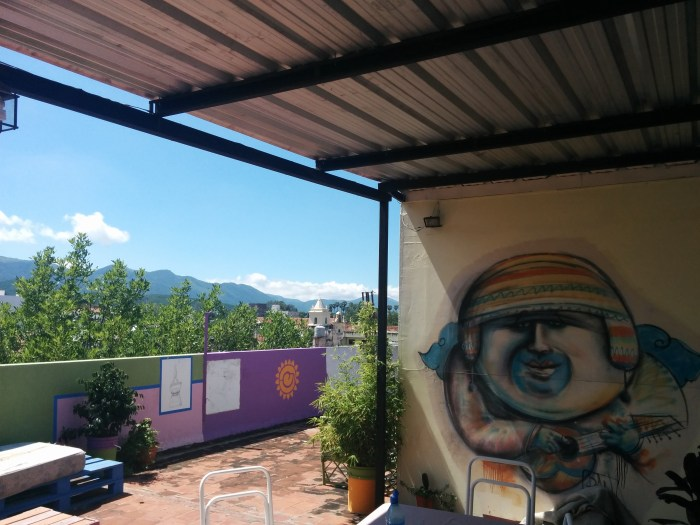 Art hostel, Salta, Argentina