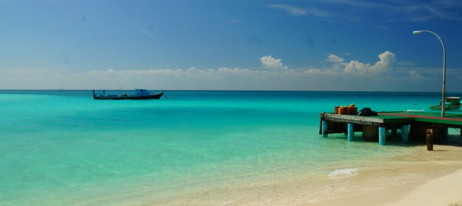 Backpacking in the Maldives: Getting There
