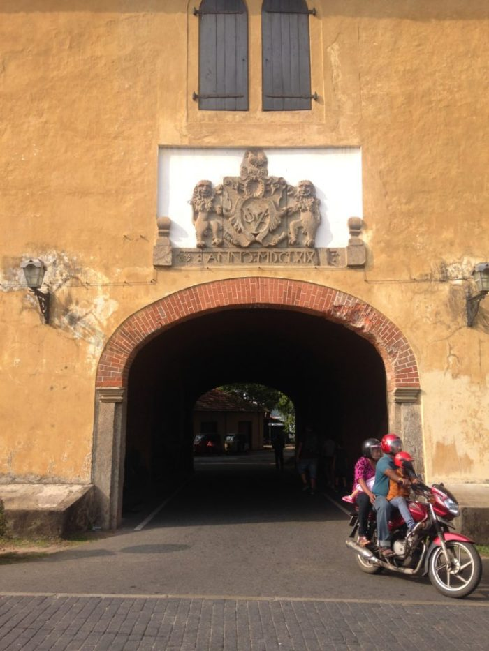 Gates of Galle