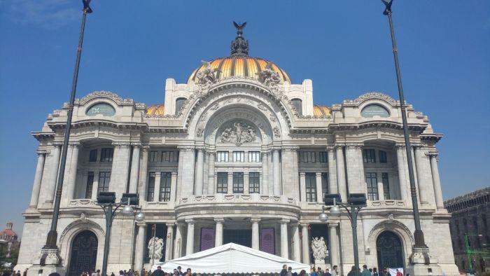 Historical Mexico City