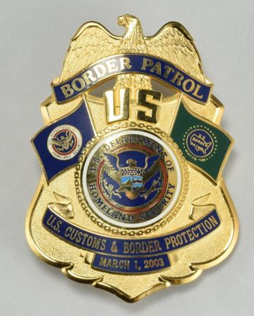 DHS Badge Single(Merger) - Pins / Charms