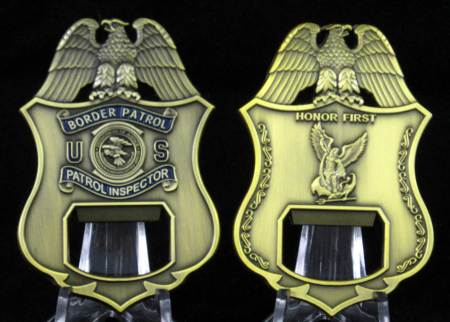 USBP/PA/BOTTLE OPENER - Misc Gifts