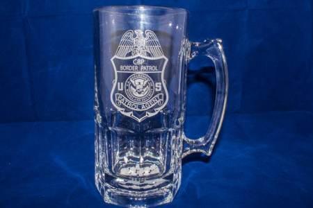 CBP SUPER MUG - Glassware