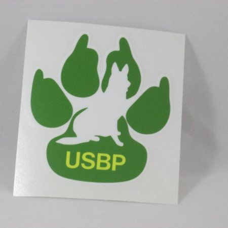 USBP K9 DECAL - Patches / Decals