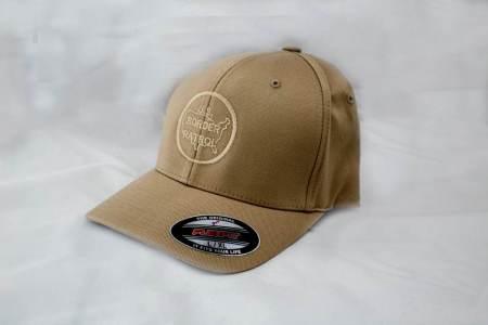 BP FLEXFIT KHAKI CAP L/XL - Hats