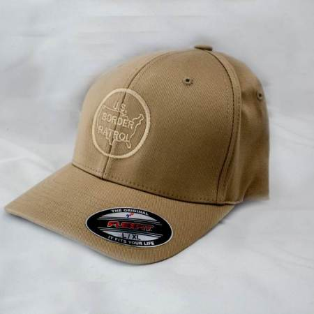 BP FLEXFIT KHAKI CAP L/XL - Hats