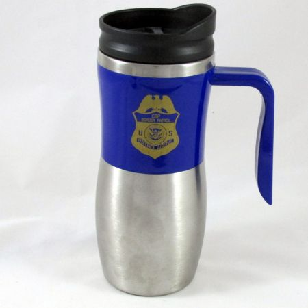 USBP S/S TRAVEL MUG-12 OZ. - Glassware