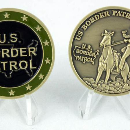 USBP MUSEUM COIN - Coins