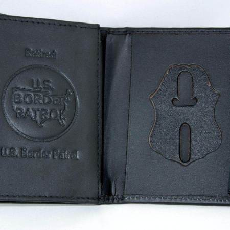 USBP AGENT WALLET-RETIRED - Misc Gifts