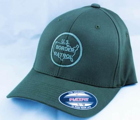 BP FLEXFIT-OLIVE(TNT)-S/M - Hats
