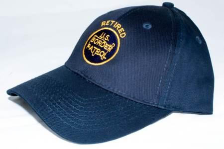 RETIRED LOGO CAP/NAVY - Hats