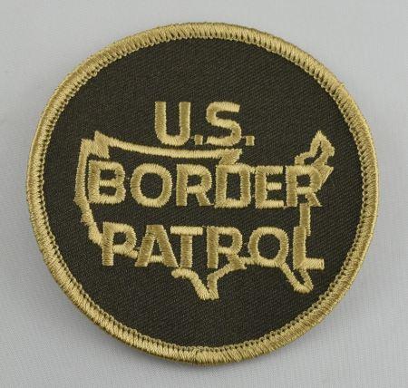 BP Logo / Dk Brown - Patches / Decals