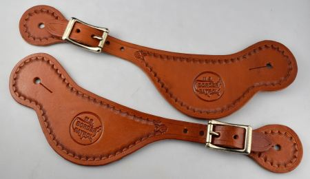 BP Leather straps for spurs - Misc Gifts