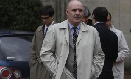 """Pontaquarto: """"Hay un sistema de corrupción que sigue funcionando"""""""