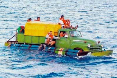 ¿Cuba libre? (Dudas de Yoani Sánchez sobre la Ley Migratoria)