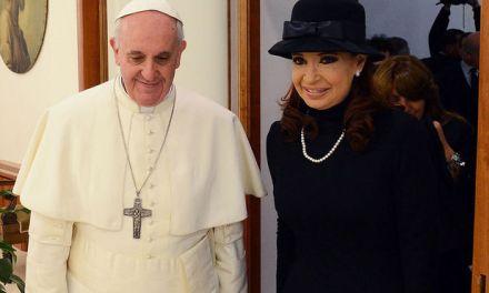 Para Vasco, Papa Francisco viene con un pan bajo el brazo