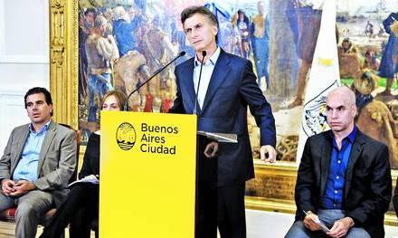 Ciudad: se armó la gorda con el decreto de Macri