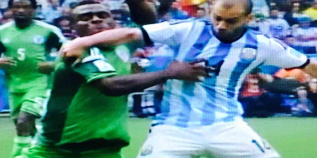 ¿Qué pasa en Nigeria mientras Argentina canta goooll?