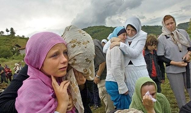 El otro partido que Bosnia perdió con sangre