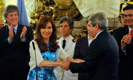 ¿Cuál es la misión que Cristina Kirchner le encomendó a Aníbal Fernández?